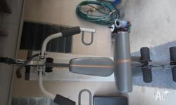 Weider 8980 I Personal Gym was purchased approx 12