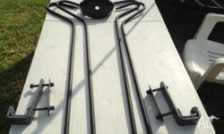 WEIGHT DISTRIBUTION HITCH FOR CARAVAN OR TRAILER
