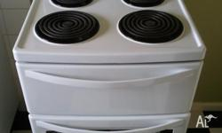 This stove was a gift and is in as new condition.