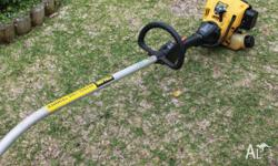 Am selling a Talon bent shaft whipper snipper. Runs