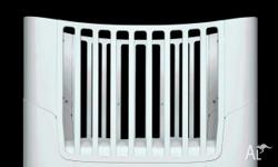 We have a lovely white Leander baby bed for sale. This