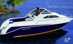 New Whittley 2180 Cruiser Evinrude E-Tec 115Hp