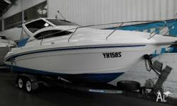 ** This boat now Includes 12 months Boat, Motor &