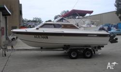 Whittley Impala cabin hull 1995 in Very Clean condition