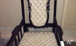 Gorgeous Wicker Chair available. These are brand new
