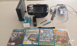 Selling my wii u console as I just don't find time to