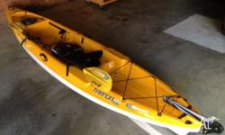 Wilderness Systems Tarpon Ultralite 120 Kayak For Sale.