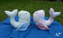 I have for sale some Hand made Soft Toys, they are