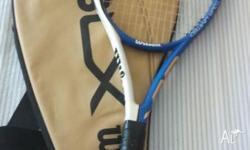 I am selling my Wilson BLX Tour Limited Tennis