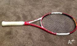 Wilson 4 1/4 18x20 string pattern with ALU power rough