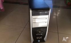 Up for sale is a desktop PC running a clean install of