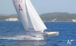 Windrush Surfcat 14 Catamaran, completely refurbished.
