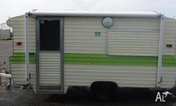 For Sale Windsor Pop top Caravan 13' X 7' Get Ready for