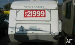 WINDSOR Statesman MKII, 1995, White, Other, 0, Gurneys