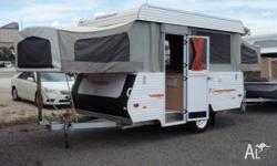 WINDSOR Sunwagon, 2006, White, Caravan, 2006 Model 12ft