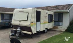 Windsor Windcheater 1987 caravan. Excellent condition.