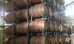 Just arrived off truck be quick amazing barrels with