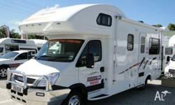 WINNEBAGO ESPERANCE C2464, 2010, WHITE, MOTOR HOME,