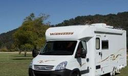 WINNEBAGO FREEWIND B 2362, 2008, WHITE, Motorhome,