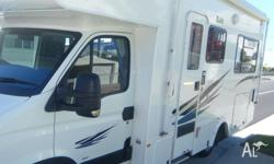 Winnebago leisure seeker 6 speed manual 6 berth if need