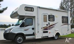 Winnebago Leisure Seeker C2364 Automatic Motorhome,