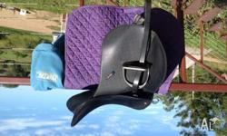 Wintec 2000 all purpose 17 inch saddle for sale , Cair