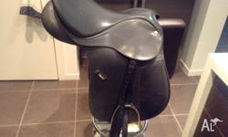 Wintec 500 All purpose saddle with Cair Marked 45cm