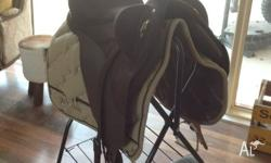 Wintec pro stock saddle large size cair system,