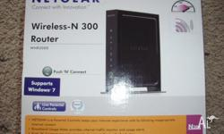 Up for sale is a wireless router i didnt end up using