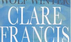 WOLF WINTER-CLARE FRANCIS NOVEL-SOFTBACK IN GOOD