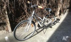 **Moving sale** I bought this 2nd hand bike last year.