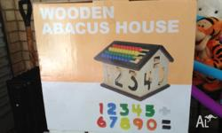 Brand new abacus, great educational toy!