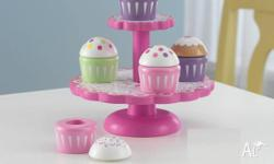 Our Cupcake Stand with Cupcakes is a perfect kitchen