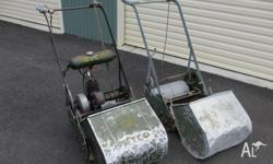 For Sale: Vintage Atco Reel Mower. Manufactured in 1954