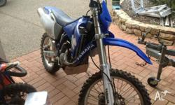 I'm selling my bike due to upgrading & I would like to