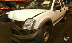 We are currently wrecking this 2005 HOLDEN RODEO 3.5