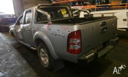 We are currently wrecking this 2007 FORD RANGER 3.0 5