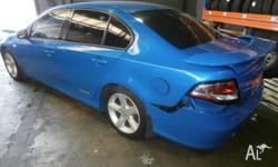 We are currently wrecking this 2011 FORD FALCON 4.0