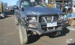 Welcome to Niss4x4 Autospares Aust Biggest Nissan