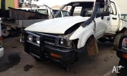 WRECKING Toyota Hilux LN106 - ALL PARTS Call the office
