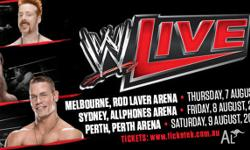 WWE Superstar VIP Experience Package Includes: 1