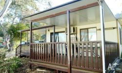 On site caravan, annex, decking at beautiful Wyangala
