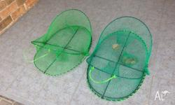 Here I have to crab traps for sale they are in great