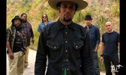 X 2 tickets to Ben Harper and the Innocent Criminals
