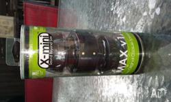 X Mini Max V1.1. Original in box. Retail price $55.