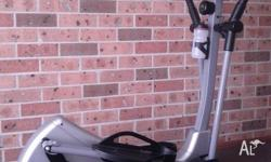 ELLIPTICAL X TRAINER NEAR NEW, HARDLEY USED INCLUDES