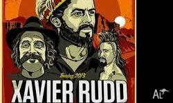Xavier Rudd in concert this Thursday 3rd October at The