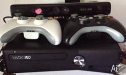 Selling my Xbox with Kinect camera and two Kinect
