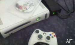 Up for sale is a used Xbox 360 Pro 20gb console.