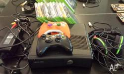 Regretful sale Xbox 360 with 10 games modern